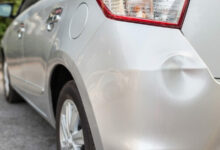 رفع تورفتگی خودرو
