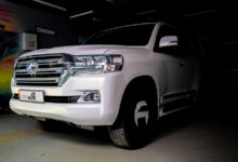 کارشناسی خودرو تویوتا لندکروز